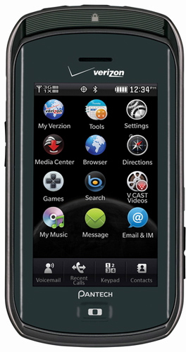pantech crux verizon phone. The Pantech Crux will cost