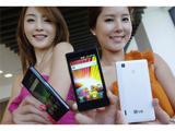Официально анонсирован смартфон LG Optimus EX