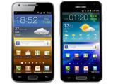 Samsung представила флагманские смартфоны Samsung Galaxy S II LTE и Galaxy S II HD LTE