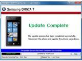 На смартфоны Samsung Omnia 7 теперь можно установить обновление Windows Phone 7