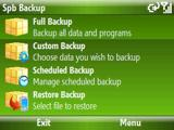 Компанія Spb Software House представляє Spb Backup 2.0