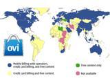 Онлайн-магазин Nokia Ovi Store фиксирует 6 миллионов загрузок ежедневно