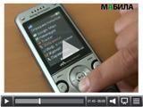 Видеообзор мобильного телефона Sony Ericsson W760