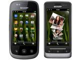 Японские смартфоны Sharp SH8118U и Sharp SH8128U на базе Tapas OS
