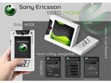 Концепт телефону Sony Ericsson Video Phone