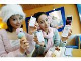 Компания LG представляет Ice Cream Phone 2