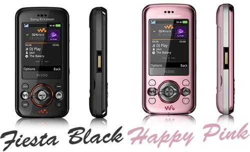 Sony Ericsson W395. продолжает создавать новые модели мобильных телефонов, но делает это она самым скучным образом...
