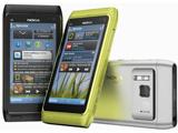 Продажи смартфона Nokia N8 стартуют 30 сентября