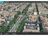 Nokia реализовала в Nokia Ovi Maps фотореалистичные объемные модели некоторых городов мира