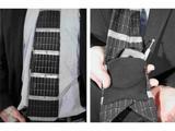 Краватка-зарядка на сонячних батареях