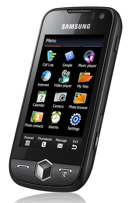 Официально представлен мобильный телефон Samsung Jet GT-S8000 Cubic ... 099cd088402