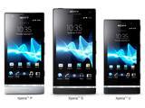Sony порадовала смартфонами Xperia P и Xperia U