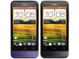 HTC One V порадовал фиолетовым и черным
