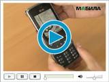 Видеообзор мобильного телефона LG KF510