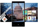 Онлайн-магазин Windows Phone 7 Marketplace содержит более 25 тысяч приложений