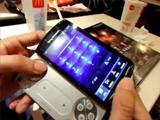 Игровой смартфон Sony Ericsson Xperia Play на новых фото и видео