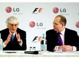 LG Electronics й Formula 1 підписали угоду про Глобальне й Технологічне Партнерство