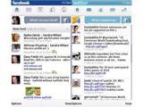 Приложение Nokia Messaging for Social Networks beta поддерживает Twitter