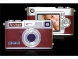 Фотокамера Vivitar ViviCam 8027 с ретродизайном