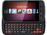 Смартфон LG Optimus Slider анонсирован оператором Virgin Mobile