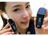 Эргономичный MP3-плеер LG UP3 Neon