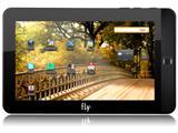 Компания Fly выпустила свой первый планшетный компьютер Fly Vision