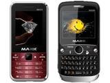 Maxx Mobiles выпустила бюджетные телефоны MX372 и MQ368 с поддержкой Dual-SIM