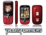 Телефон Spice Transformer M5500 с пристегиваемой клавиатурой