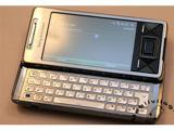 Подробности о коммуникаторе Sony Ericsson XPERIA X1