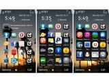 Symbian-приложение Favourite Apps позволяет разместить до 15 ярлыков на домашнем экране