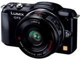 Камера Lumix GF5 стала еще меньше