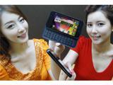 Мощный смартфон LG Optimus Q2 с физической QWERTY-клавиатурой