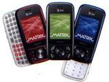 Телефон Pantech Matrix схожий на Pantech Duo