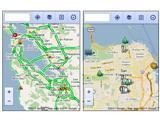 Google обновила веб-браузерные карты для Android и iOS