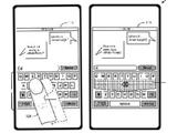 Apple патентует жесты для iPhone-клавиатуры