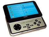Медіаплеєр DaZed G-10, що трансформується в ігрову консоль