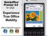 Quickoffice Premier 4.0 для пристроїв на базі Symbian UIQ 3