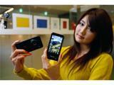 Тачфон Samsung Haptic8M, который запоминает лица
