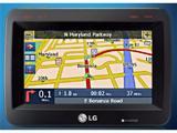 Новый навигатор LN790 от LG с поддержкой Bluetooth