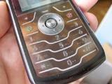 Обзор мобильного телефона Motorola SLVR L7