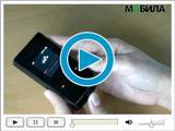 Видеообзор мобильного телефона Sony Ericsson W980