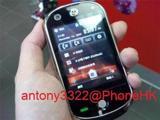Комунікатор Motorola Attila на живих фото