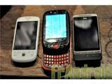 Palm Pre-подобный коммуникатор Alcatel Pre OT-980