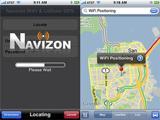 Navizon — псевдо-GPS для iPhone