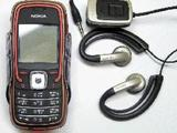 Обзор смартфона Nokia 5500 Sport Music Edition