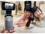 HSDPA-телефон Samsung SCH-W350 с вращающимся дисплеем
