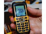 Очень прочный телефон JCB Toughphone