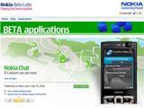 Nokia Chat повідомить місце розташування вашого співрозмовника