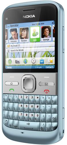 Новый смартфон от Nokia Eseries