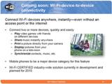 Wi-Fi Alliance разрабатывает технологию Wi-Fi Direct